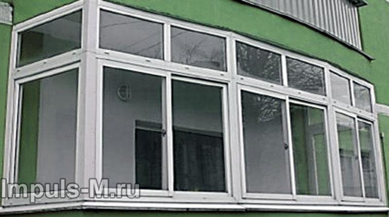 Окна пвх клин